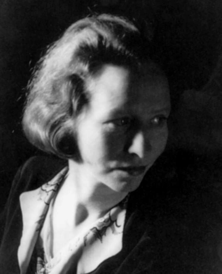 Poet Edna St Vincent Millay -- under-appreciated, not taken seriously enough. Photo: Apic, Getty Images
