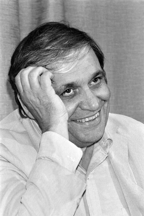 French film director Maurice Pialat -- barely known in this country. Photo: RALPH GATTI, AFP/Getty Images