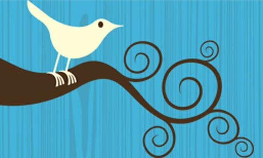 Simon Oxley's original drawing of the Twitter bird Photo: Simon Oxley For IStockPhoto