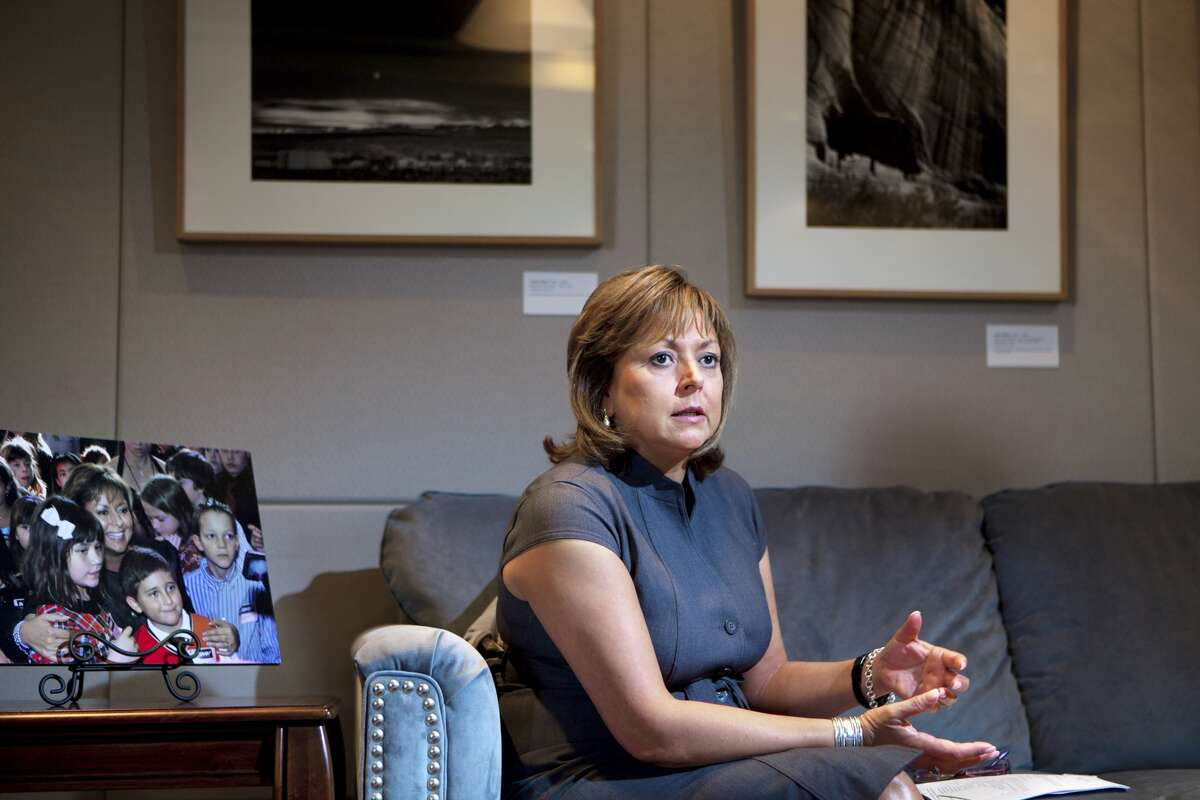 Susana Martinez, R-N.M. has served as governor of New Mexico since January 2011. The Associated Press reports Martinez has raised nearly $3.3 million for her reelection campaign. Source: Associated Press Source: Politico