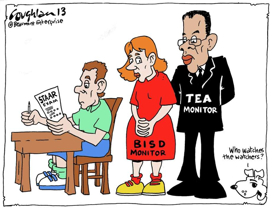 Andy Coughlan's cartoon for Sunday, July 7, 2013.