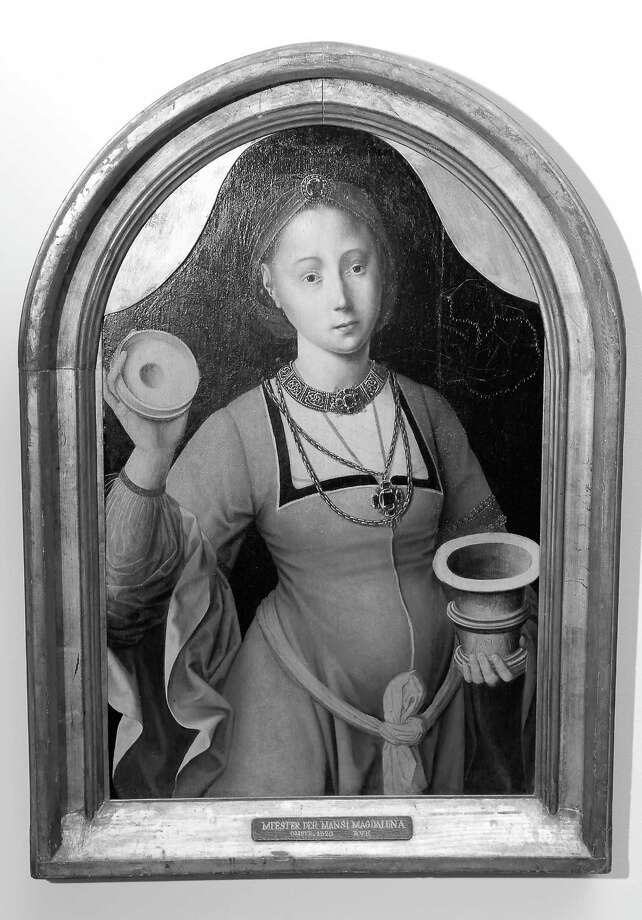"""St. Mary Magdalene, depicted here in a 16th century oil painting from the Goudstikker collection, was """"a friend and follower of Jesus,"""" not """"a notorious sinner,"""" says the Rev. Jim Lemler. Photo: Contributed Photo, GT / Greenwich Citizen"""