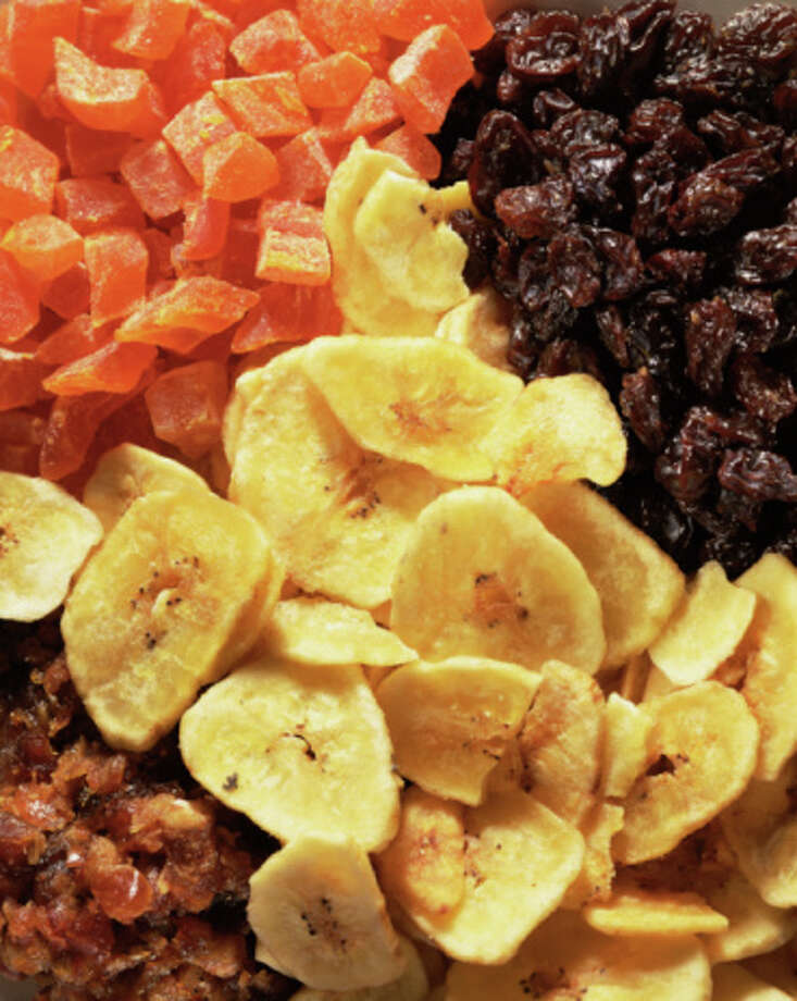 Dried fruit will satisfy your sweet tooth. Photo: Spencer Jones, Getty Images / (c) Spencer Jones