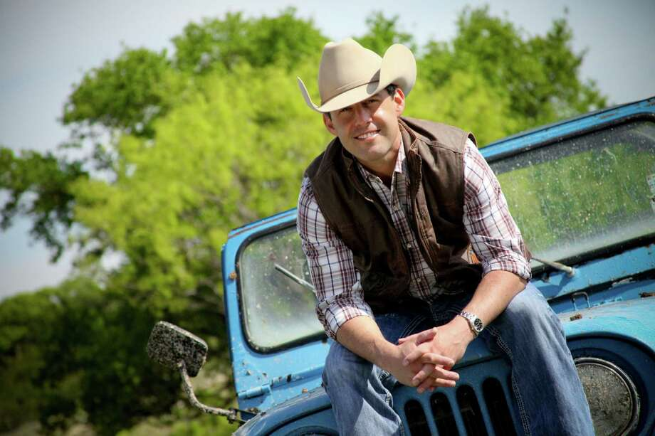 "Aaron Watson, the Amarillo-born country crooner who now calls Abilene home is on a roll with ""Lips,"" a love ballad that last week became his eighth No. 1 single on the Texas Music chart. Photo: Courtesy Photo"