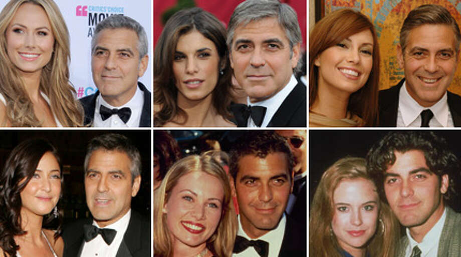 George Clooney, serial dater of models, has split up with girlfriend Stacy Keibler, People reported this week. What to make of it? As a Clooney ex,  Keibler has a lot of company, and Clooney likely won't be alone for long. Here's a look.