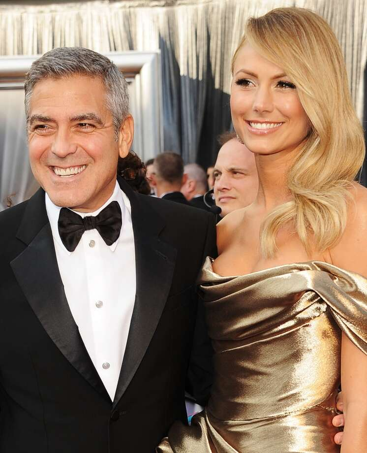 Stacy Keibler, 33, called off the relationship with George Clooney, 52, a source told People.