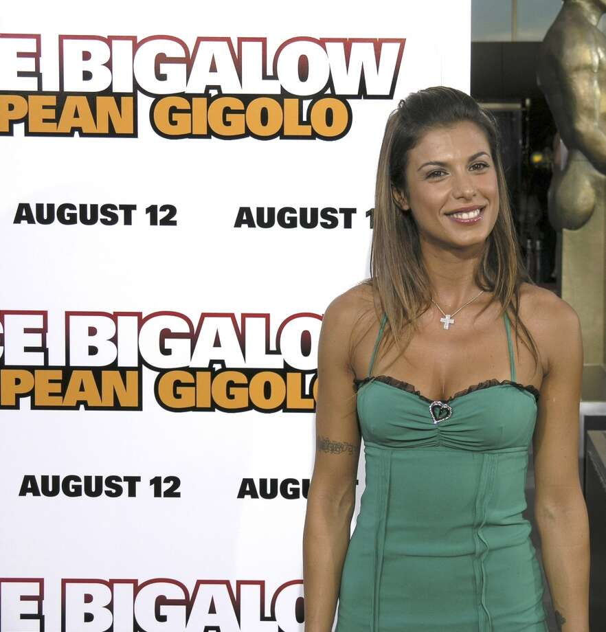 Elisabetta Canalis at the ''Deuce Bigalow: European Gigolo'' premiere.