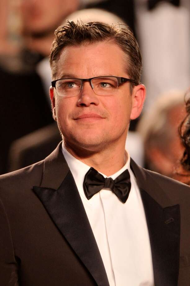 Matt Damon -- never flashy, always truthful, almost too good to notice. Photo: Gareth Cattermole, Getty Images