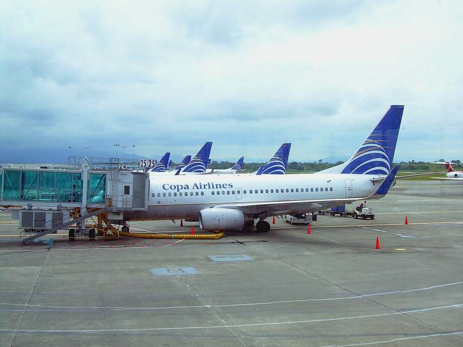 No. 4. Copa Airlines(Panama): Score of 67.8, best among mid-sized carriers (revenues of $2 billion to $6 billion). Photo: Jewbask,  Wikimedia Commons