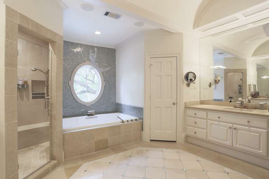 This Tanglewood home featuressix bedrooms and eight bathrooms in more than 8,000 square feet of living space. The home's asking price is $3.2 million.