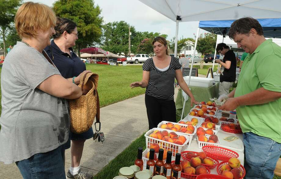 Pearland Old Townsite Farmers MarketWhen: Every second and fourth Saturday from 8 a.m.-noon Where: Zylinski Park, 2243 Grand in PearlandWho's there: Vendors stocked with farm eggs, freshly roasted coffees, salsas, jams, beef jerky, and arts and crafts.Website: pearlandoldtownsitefarmersmarket.com Photo: Jerry Baker, Freelance