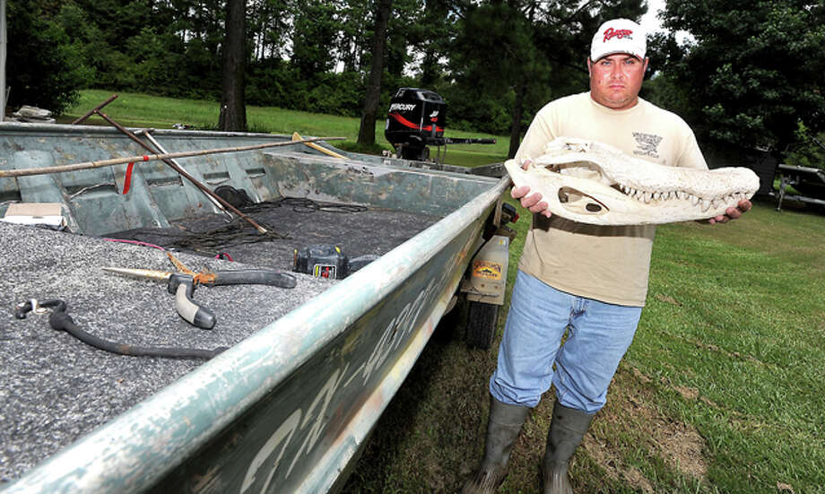 #25 - T-Roy, Swamp People: Because we all have that one cousin we don't really get, but we like to hear his stories.