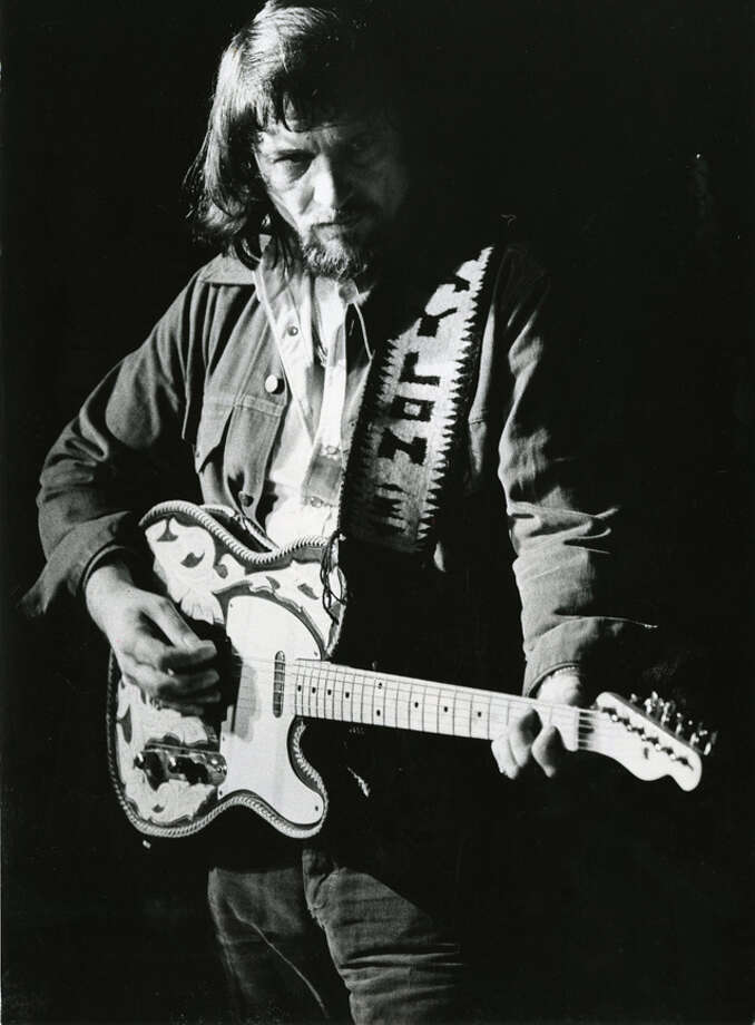 The late Waylon Jennings was born in Littlefield, just northwest of Lubbock.  Photo: Bayou City History