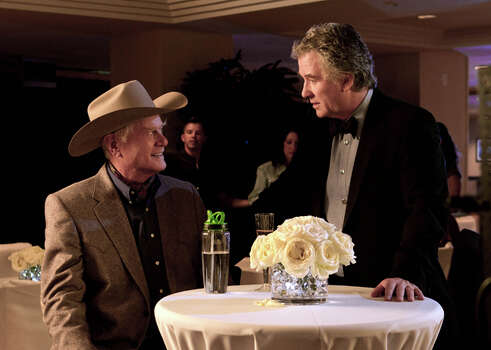 "Primary shooting for the ""Dallas"" reboot was done in Dallas, Plano and Southfork. Photo: Zade Rosenthal / © 2011 Turner Broadcasting System, Inc. A Time Warner Company. All Rights Reserved."