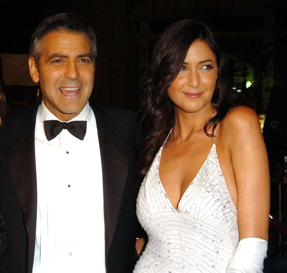 George Clooney and Lisa Snowdon: 2000-2005, off and on. Photo: SGranitz, WireImage