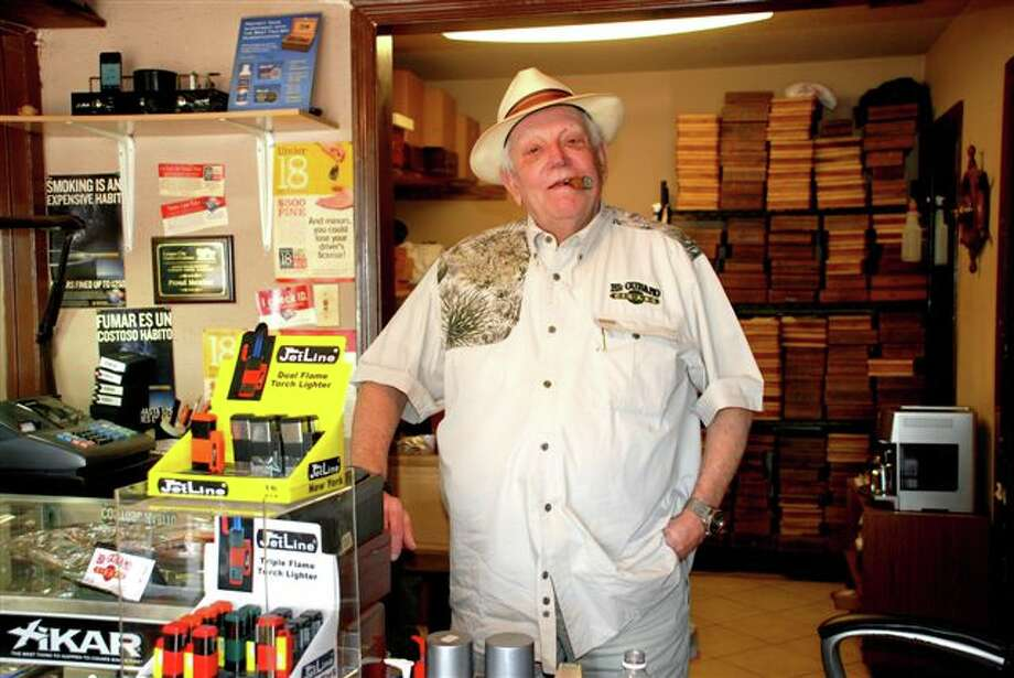 Manuel Lopez Sr. opened El Cubano cigars in League City in August 2006. Business is booming with a second location recently opened in Texas City. Manuel Lopez Sr. opened El Cubano cigars in League City in August 2006. Business is booming with a second location recently opened in Texas City.
