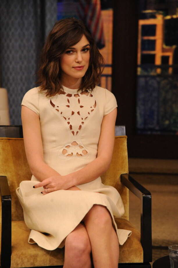 Keira Knightley Photo: David Steele, Disney-ABC Via Getty Images / ©2012 Disney-ABC Domestic Television.  All rights reserved. NO ARCHIVING. NO RESALE.