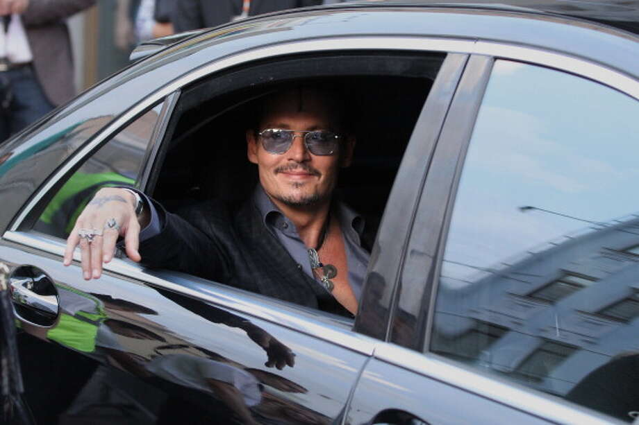 Johnny Depp Photo: Epsilon, Getty Images / 2013 Epsilon