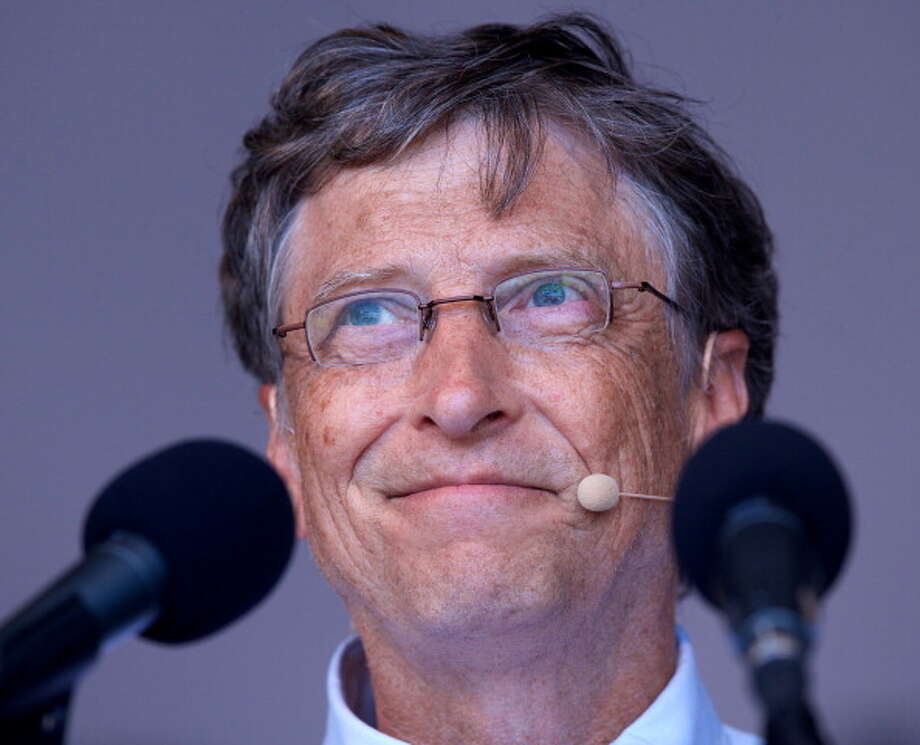 Bill Gates Photo: AFP, AFP/Getty Images / 2013 AFP