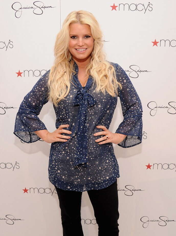Jessica Simpson Photo: Jamie McCarthy / 2012 Getty Images