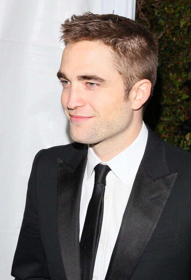 Robert Pattinson Photo: JB Lacroix, WireImage / 2013 JB Lacroix