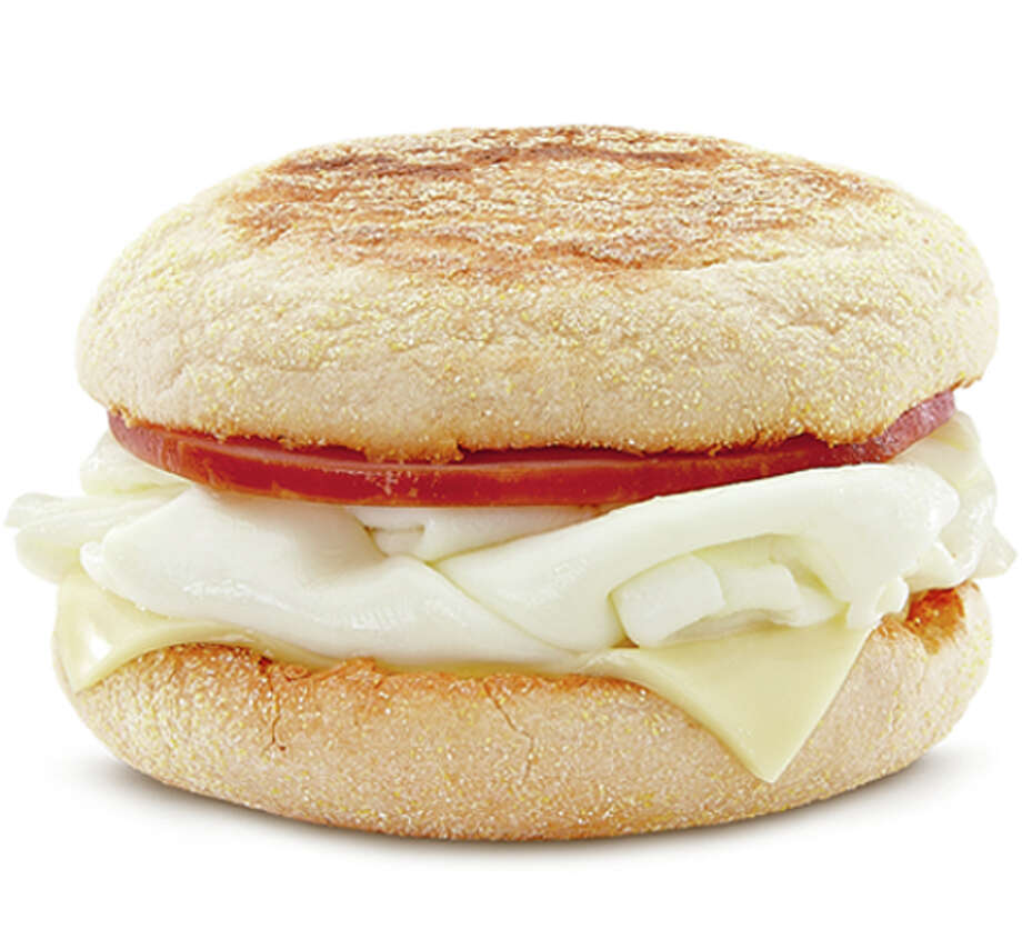 McDonald's new breakfast sandwich called the Egg White Delight McMuffin. In response to consumers' preference for packaged foods that appear to be home-made, food companies are investing to make their products look more natural or fresh, tossing out the identical shapes and drab colors that scream of factory conveyor belts. Photo: Contributed Photo