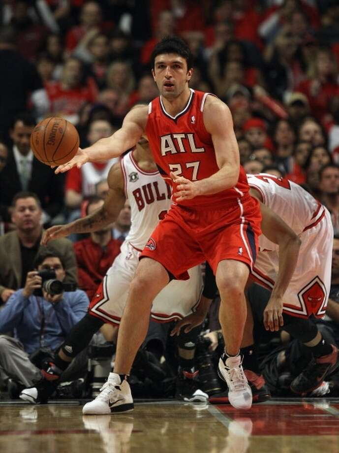 Zaza Pachulia   Former team: Atlanta Hawks  New team: Milwaukee Bucks Photo: Jonathan Daniel, Getty Images