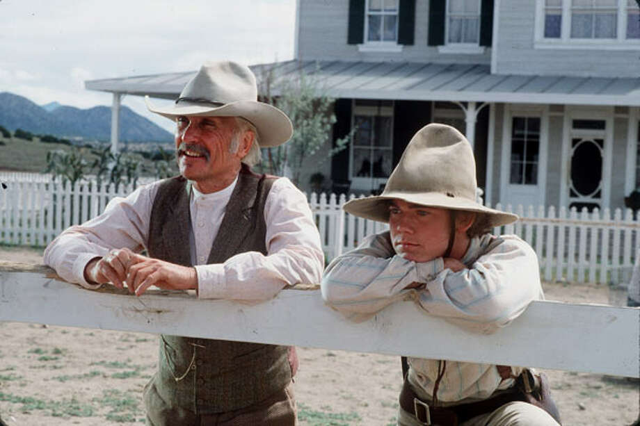 #16 - Newt Dobbs, Lonesome Dove: Because a lot of Texas boys have complicated relationships with their fathers (see No. 8). / 2005 CBS WORLDWIDE INC.