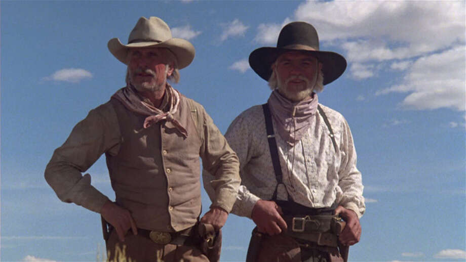 "#1 - Augustus McCrae and Woodrow F. Call,  Lonesome Dove: Because Tejas means ""friends,"" and there were never two any better in the history of television."
