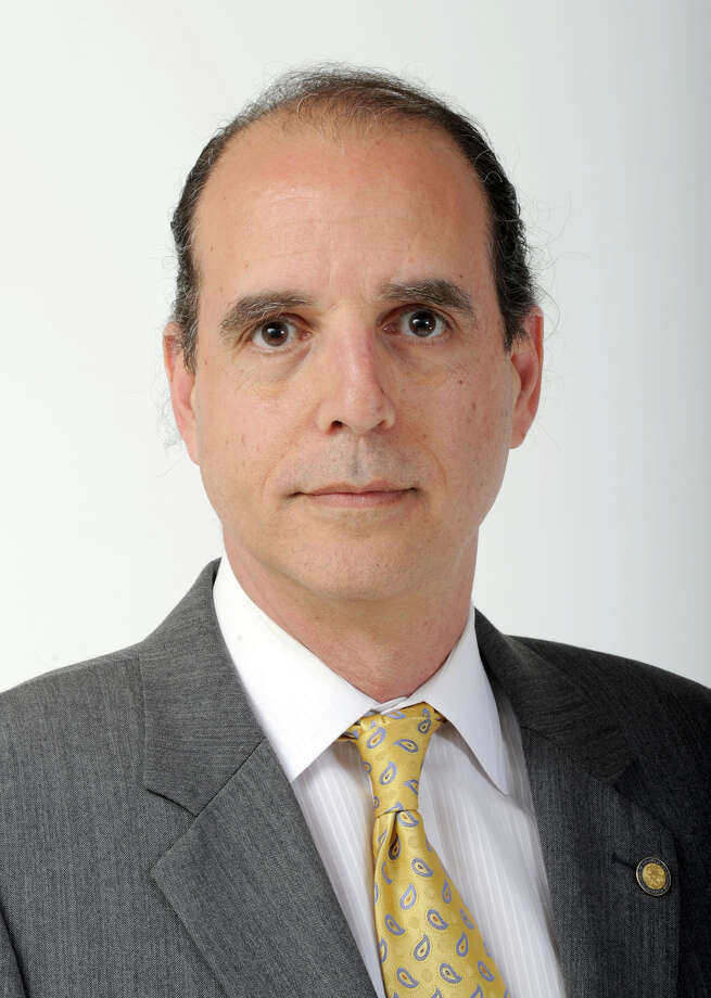 Paul Rotello, a Danbury city councilman. Photo: Carol Kaliff, ST / The News-Times