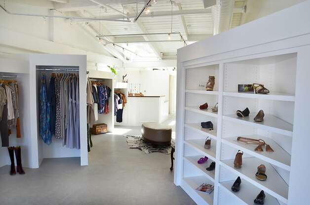 Peninsula  Crimson Mim: Former software buyer Christine Campbell's two-shop chain carries apparel with a twist by designers such as 3.1 Phillip Lim, Graham and Spencer, and Tocca. Campbell, who fell in love with textiles as a child in Guatemala, offers well-traveled and educated Silicon Valley clients designs with individuality. 855 El Camino Real, Palo Alto, (650) 323-2277; 322 Main St., Los Altos, (650) 947-7463. www.crimsonmim.com. Photo: Courtesy Crimson Mim