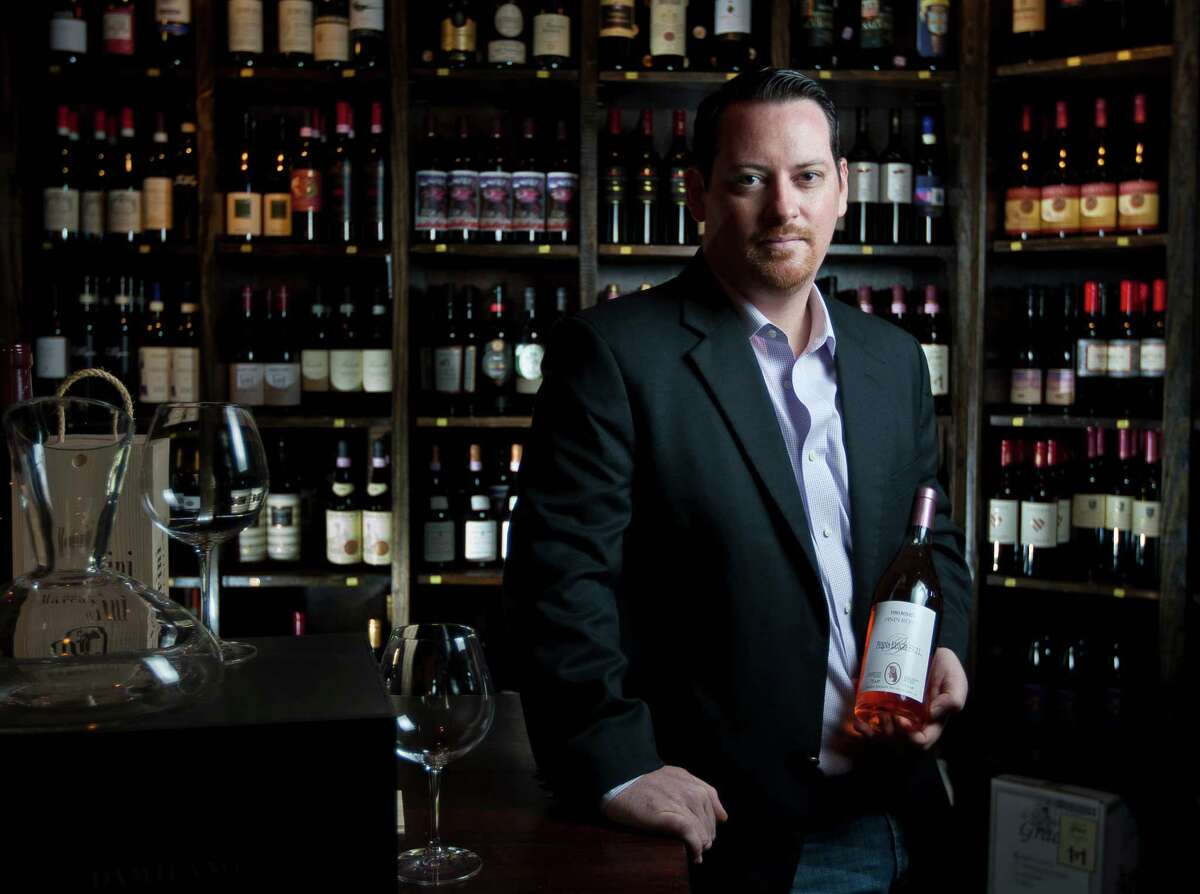 Nathan Smith is the manager and wine director for Dolce Vita Pizzeria and Enoteca.