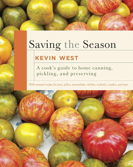 """""""Saving the Season,"""" by Kevin West. Photo: Knopf"""