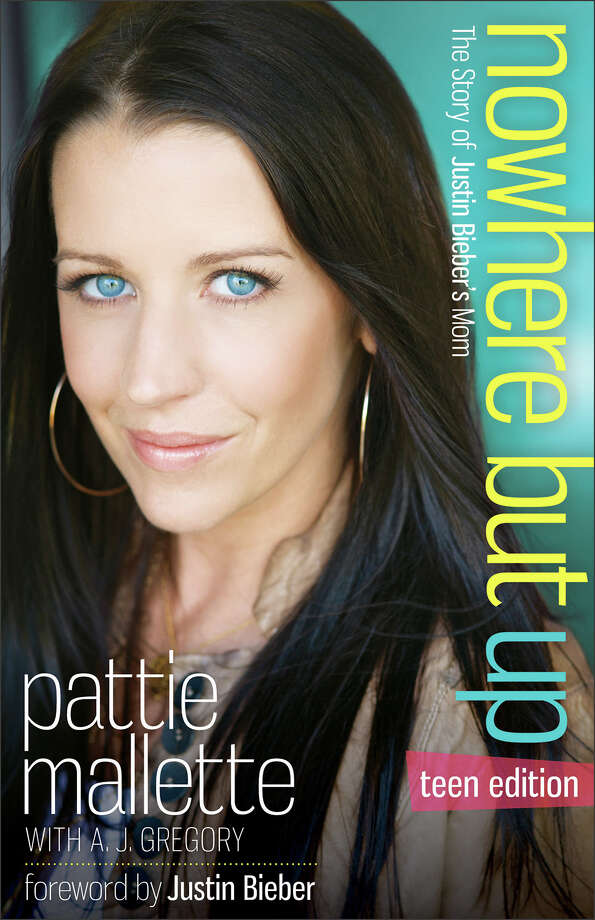 "Pattie Mallette will sign copies of her new book, ""Nowhere But Up: Teen Edition,"" in Houston-area bookstores July 15. The book is a memoir that turns Mallette's own experiences into lessons teens can apply to their own lives. Photo: --"