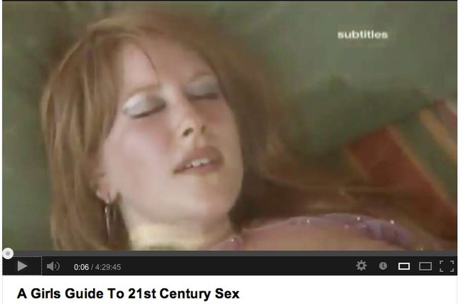Just a harmless screen grab from a very popular 2005 UK documentary on sex and pleasure, available to the world in its entirely on YouTube and elsewhere. I discuss the film in the app. It appeared on the BBC. It appears on YouTube. But link to it in your iPhone? No way.   I had to zap the link and point you to Google instead to find it. Sheesh