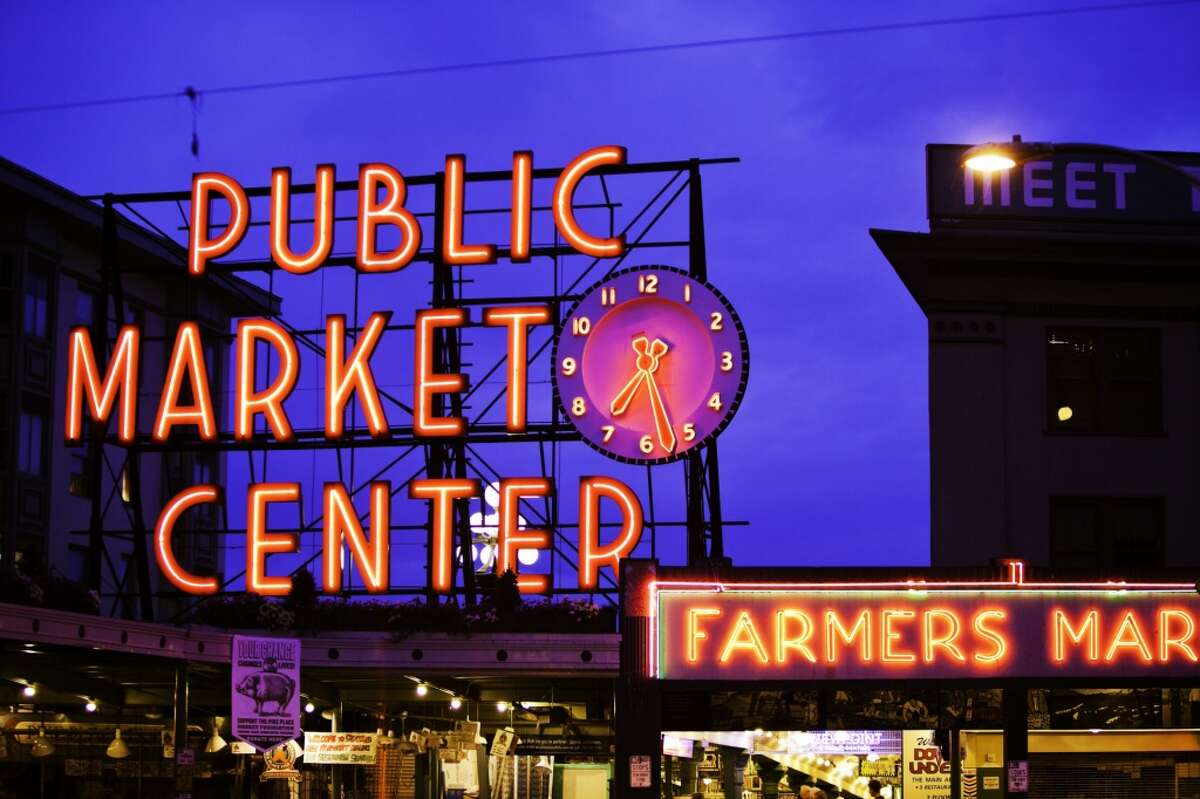 Many businesses in Pike Place Market are still open and need your support in these challenging times more than ever. Read on to find a list of the businesses that are offering grocery shopping, delivery and takeout options.