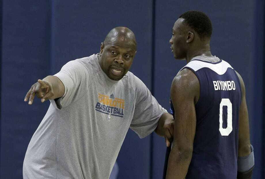 Patrick Ewing has spent nine seasons as an NBA assistant coach.