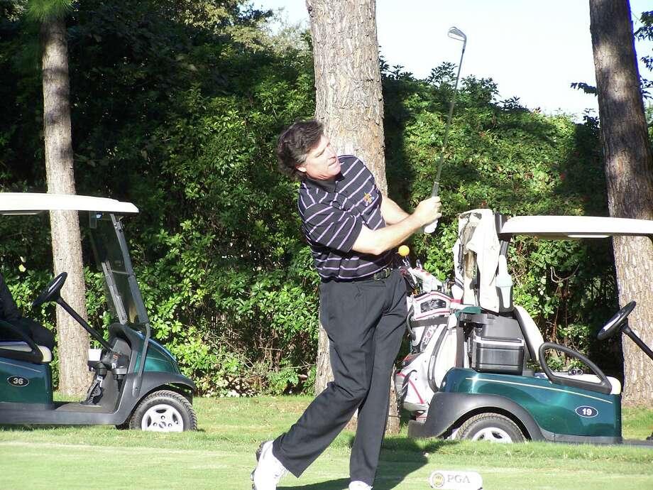 BraeBurn Country Club's Ken McDonald begins play in the U.S. Senior Open on Thursday. Photo: Handout