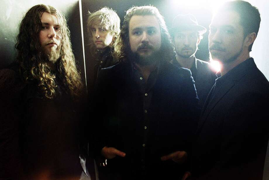 My Morning Jacket will take part in the Americanarama Festival of Music at the Ballpark at Harbor Yard in Bridgeport on Friday, July 19. Photo: Contributed Photo