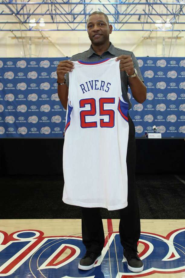 The Clippers are counting on the additions of coach Doc Rivers and some carefully chosen role players to be the prescription for even more success after winning 56 games and the Pacific Division title last season. Photo: Jeff Gross, Staff / 2013 Getty Images