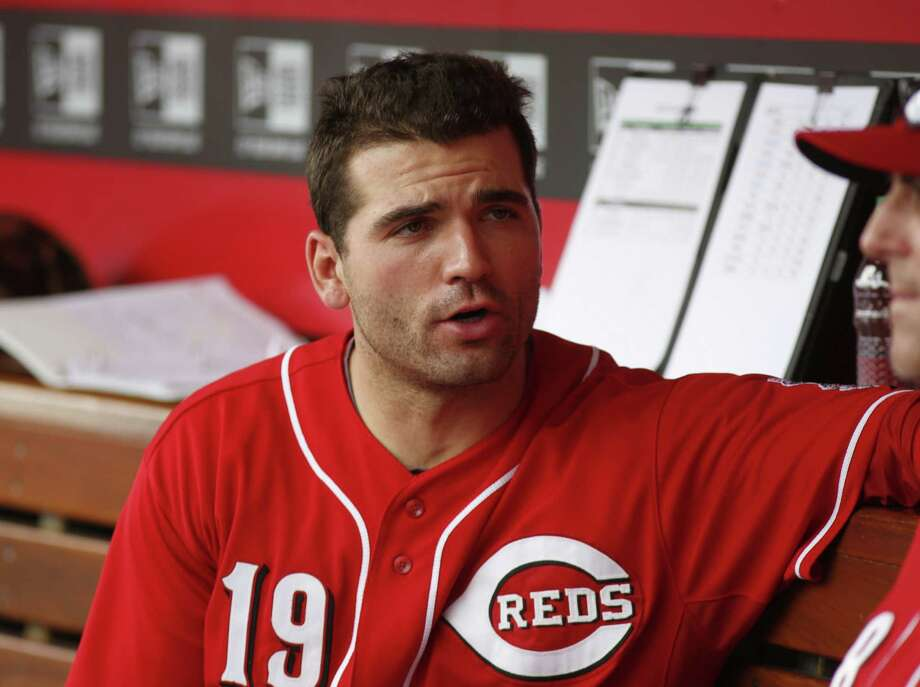 Reds star Joey Votto helped make Jeffrey Crews' last trip to a baseball game memorable.