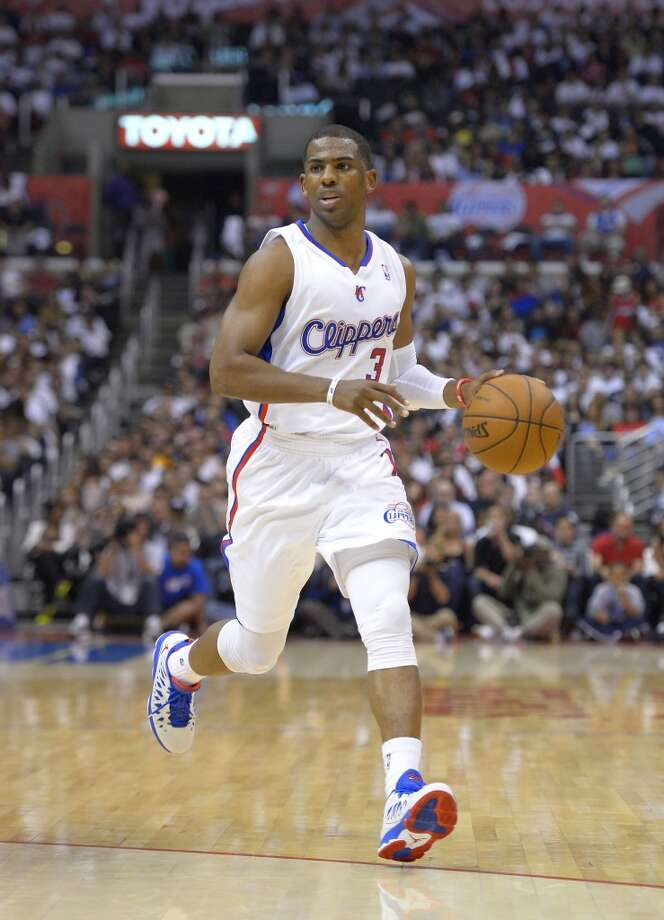 3. Los Angeles Clippers  Last season: 56-26, No. 4 seed.  July forecast: After quickly locking up Chris Paul, new coach Doc Rivers added perfect-fit reinforcements with Jared Dudley and J.J. Redick in the deal for Eric Bledsoe. Darren Collison replaces Bledsoe off the bench. The rest of the rotation, featuring Blake Griffin, DeAndre Jordan, Matt Barnes and Jamal Crawford with Paul, remains intact. But Rivers could be the biggest addition and a key to the Clippers' championship chances. Photo: Mark J. Terrill, Associated Press