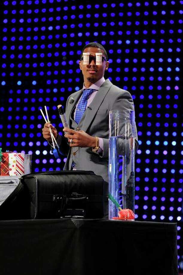AMERICA'S GOT TALENT -- Episode 806 -- Pictured: Nick Cannon -- Photo: NBC, Virginia Sherwood/NBC / 2013 NBCUniversal Media, LLC.