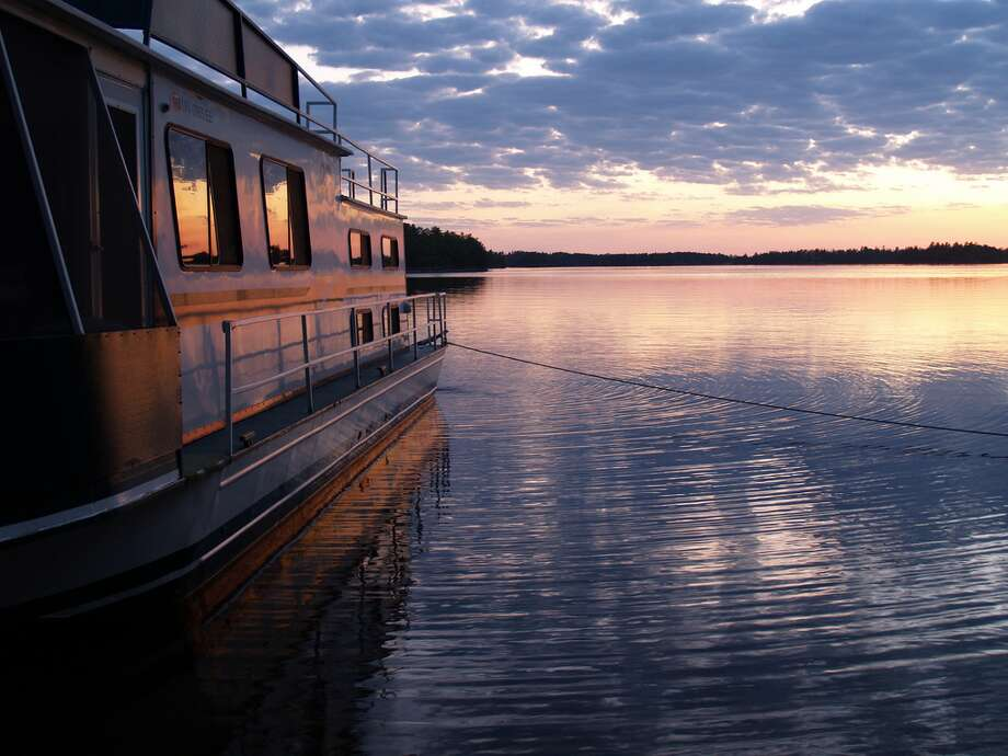 Navigate the water highways of Voyageurs National Park (Minnesota), located in the heart of the North American continent. Photo: Charlotte Rayl