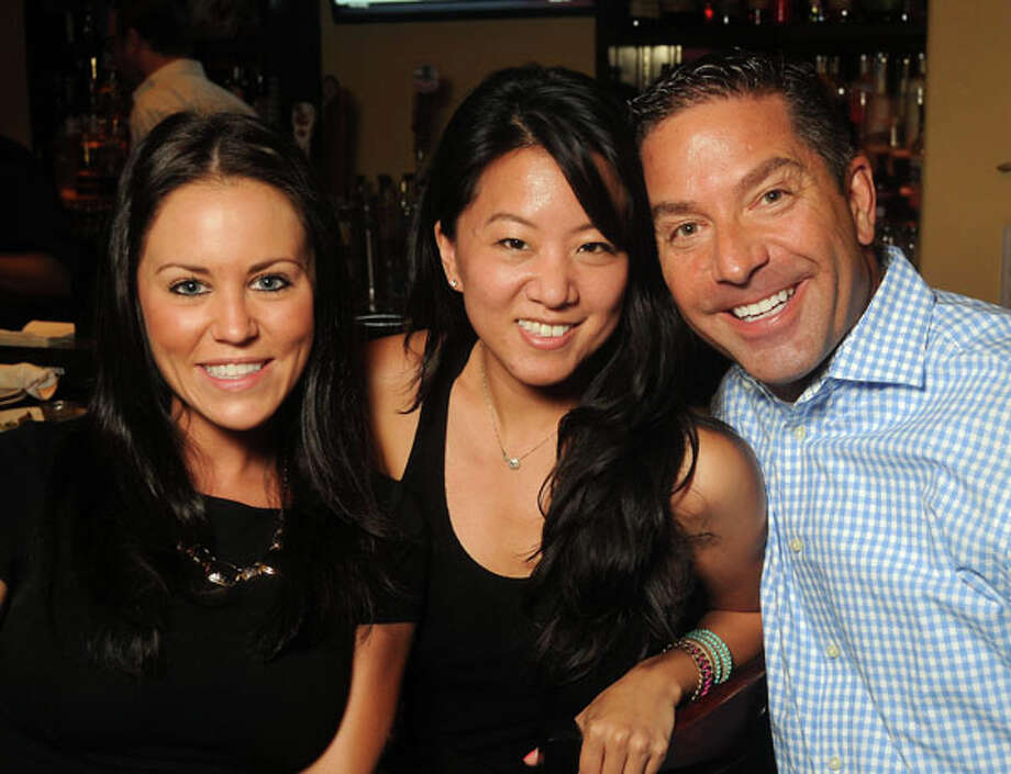 From left: Melanie Mabry, Annie Shen and John Davis Photo: Dave Rossman, For The Houston Chronicle / © 2013 Dave Rossman