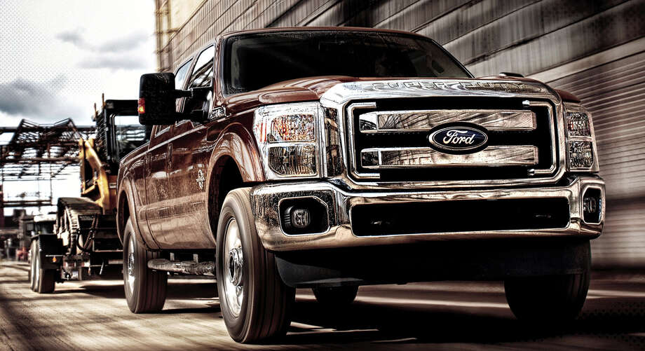 8. Ford F-350Source: LoJack / Copyright 2010