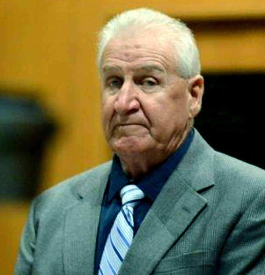 A jury convicted Dominic Badaracco last week of trying to bribe a judge to influence a grand jury probe in the case of the disappearance of his ex-wife, Mary Badaracco. July 2013  Photo by Autumn Driscoll Photo: Contributed Photo