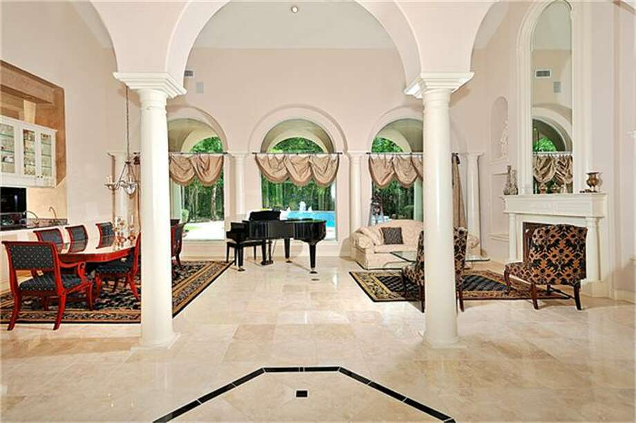 This $1.2 million home features four bedrooms and four bathrooms in more than 5,900 square feet of living space.
