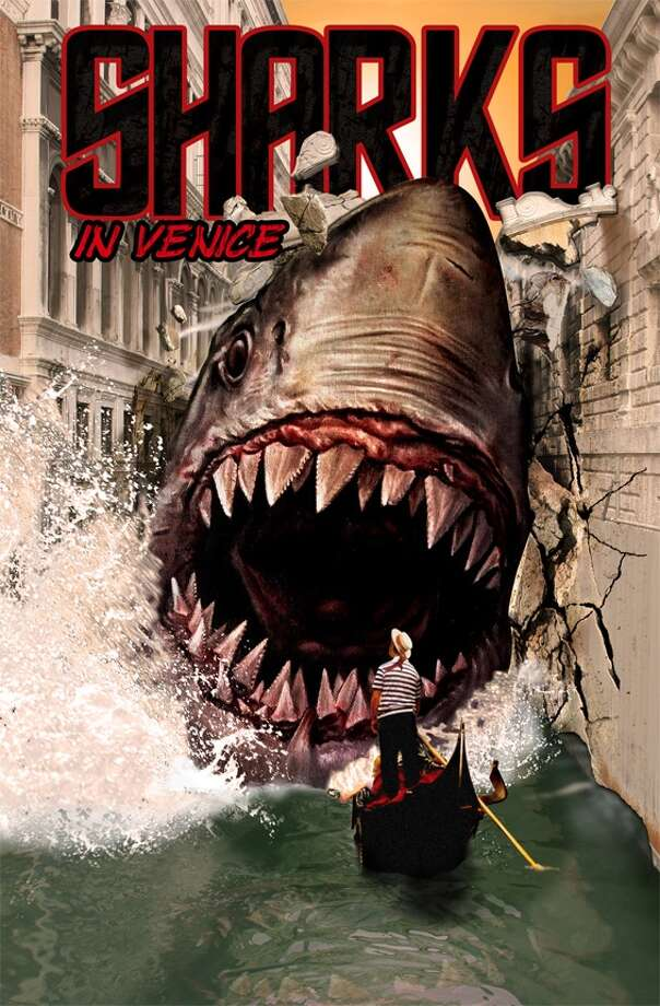"and even Europe in ""Shark in Venice"" (2008)"