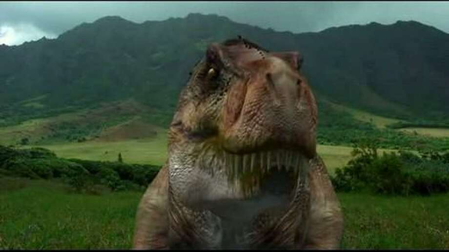 Aztec Rex (2008)Hey, remember when Ian Ziering was Herman Cortes and he conquered Mexico and killed all all the Tyrannosaurus Rexes? Photo: Syfy